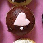 hjerte-muffin