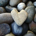 hjerteseng-paa-stranden