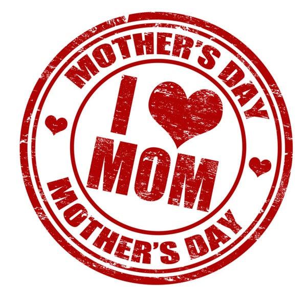 gratis e-kort mors dag