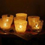 romantiske-varme-lys