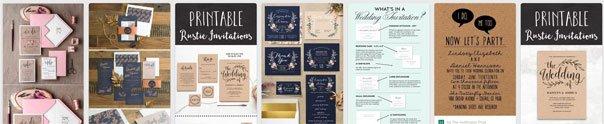 DIY - Lav selv en bryllupsinvitationer
