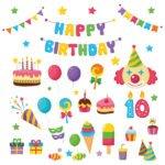 farverigt-foedselsdagskort