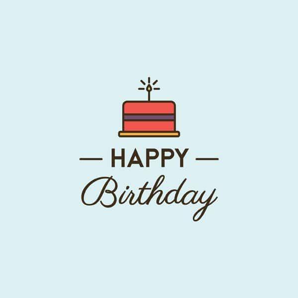 fødselsdagshilsener eksempler