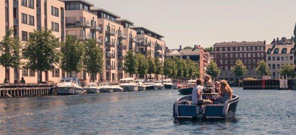 Go Boat i København