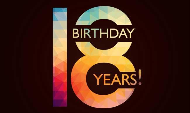 indslag til 40 års fødselsdag