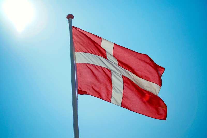 Fødselsdagsflag i alle afskygning - Se de flotte billeder her!