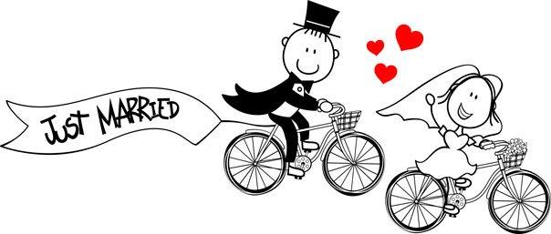 Når bryllupsinvitationerne er sendt ud begynder det at blive virkeligt