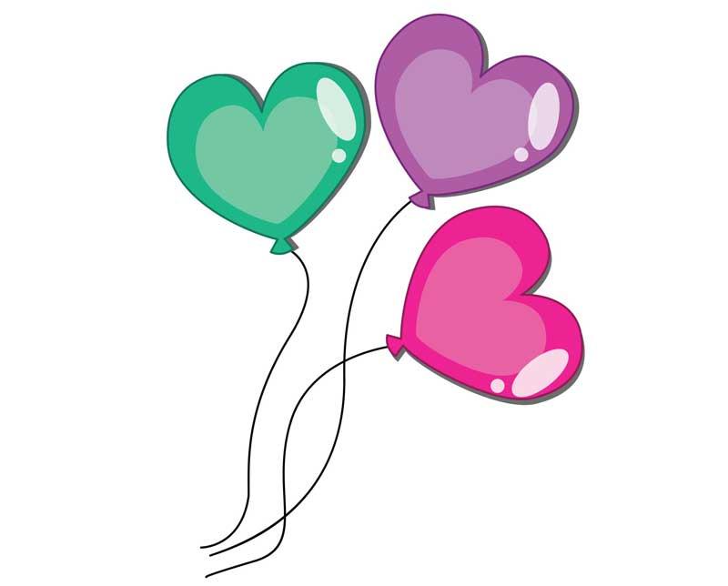billeder af balloner