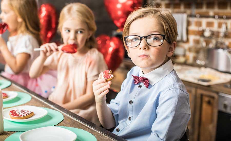 Fødselsdagsfest for børn
