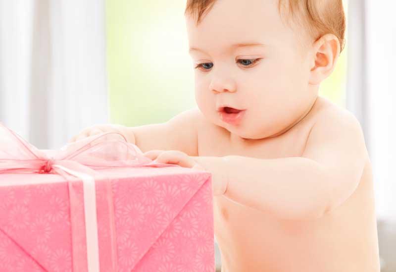 Personlige dåbsgaver til drenge og piger